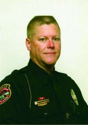 Officer Michael D. Harrison