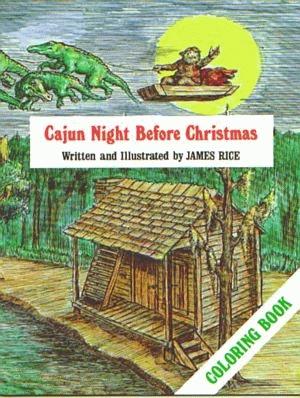 Pelican Product: 9780882891385, CAJUN NIGHT BEFORE CHRISTMAS ...