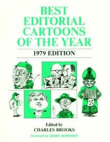 BEST EDITORIAL CARTOONS OF THE YEAR - 1979 Edition