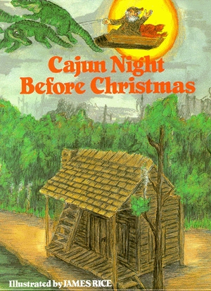 CAJUN NIGHT BEFORE CHRISTMAS® (BOXED EDITION)