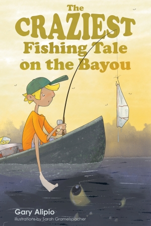 Craziest Fishing Tale on the Bayou, The epub Edition