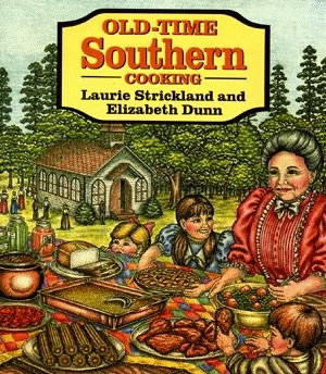 OLD-TIME SOUTHERN COOKING