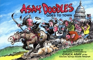 ASAY DOODLES GOES TO TOWN