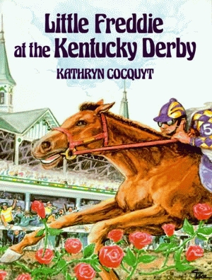LITTLE FREDDIE AT THE KENTUCKY DERBY