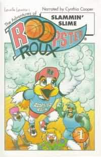 ADVENTURES OF ROOPSTER ROUX, THE   Slammin' Slime Audiocassette