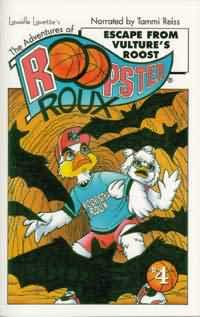 ADVENTURES OF ROOPSTER ROUX, THE:  Escape from Vulture's Roost Audiocassette