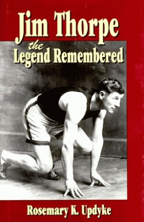 JIM THORPE, THE LEGEND REMEMBERED