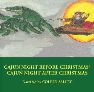 cajun night before christmas cajun night after christmas cd - Cajun Night Before Christmas