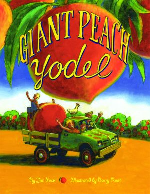 GIANT PEACH YODEL!