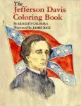 JEFFERSON DAVIS COLORING BOOK, THE