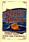 PIRATE'S PANTRY  Treasured Recipes of Southwest Louisiana