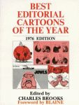 BEST EDITORIAL CARTOONS OF THE YEAR - 1976 Edition