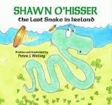 SHAWN O'HISSER, THE LAST SNAKE IN IRELAND
