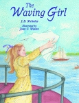 WAVING GIRL
