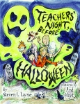 TEACHERS' NIGHT BEFORE HALLOWEEN pb Edition