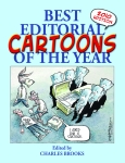 BEST EDITORIAL CARTOONS OF THE YEAR - 2010 Edition