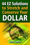44 EZ SOLUTIONS TO STRETCH AND CONSERVE YOUR DOLLAR epub Edition