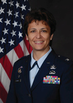 Lt. Col. Cassie B. Barlow